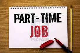 Work for just 2-3 hours as part timer to earn 3000 Day