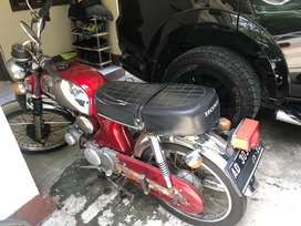 Honda s90z tahun 1970 lengkap ( nego)