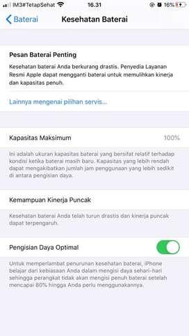 Iphone 7+ 32 gb 99% mulus