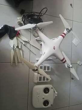 DI JUAL DRONE DJI PHANTOM 3 STANDARD