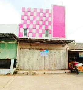 Dijual Cepat Ruko 2 Lantai Di Kirana Cibitung