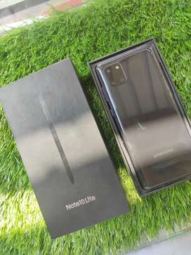 Note 10 lite only 5 months used excellent condition