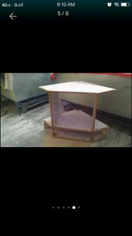 Tv box ,made of  sheet, purple , strong ,suitable for computer also,