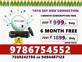 Tatasky new cunection Dish tv! and tata sky COD Here  TataSky or hd-11