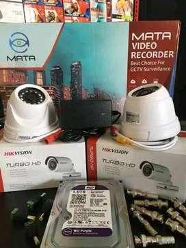 Jasa servis dan Jasa pemasangan CCTV Baru Wilayah DKI Jakarta