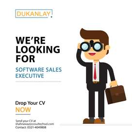 Looking to Hire Experienced Sales Executes and Manager in Wapda Town