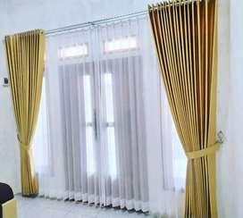 Wallpaper gorden curtain vitrase gordyn gordeng korden blinds