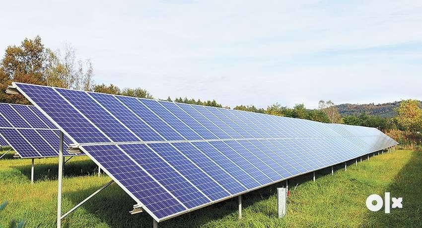 Luminous Solar panel power plant/ canadian / Vikram Solar/3Kv /5000Kw 0
