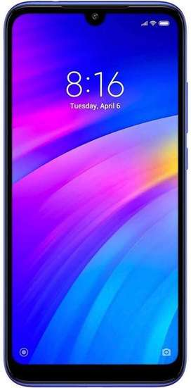 redmi 7 not used 2 months old