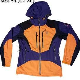 Jaket outdoor GORAL second original size L