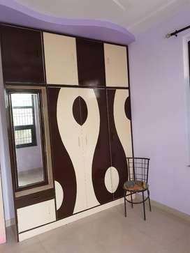 Chitrakoot 3 BHK flat East Facing 40 ft Road Ground Floor urgent sale