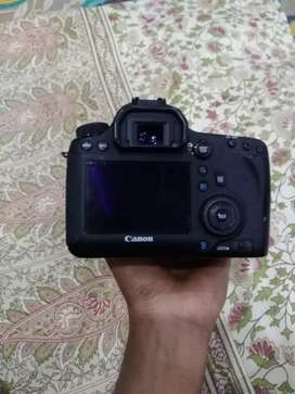 I want to sale my new codition canon 6d camera