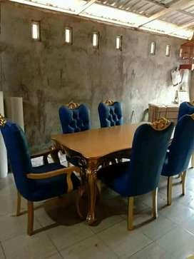 Kursi makan cantik set