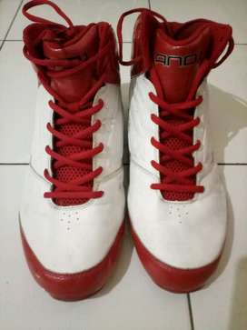 Sepatu Basket AND1 Second 95% NEGO
