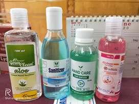 Varah Herbal Hand Sanitizers