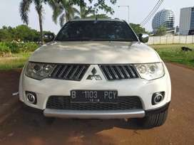 Mitsubishi Pajero Exceed AT 2011 Dijamin JOSSS