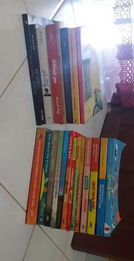 aneka buku travel&novel