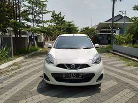 Mulus banget Nissan March Automatic 2015 White