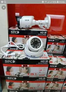 SPC camera CCTV model terbaru online HP plus pasang teknisi handal