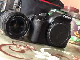 Canon D1300 8months old working properly