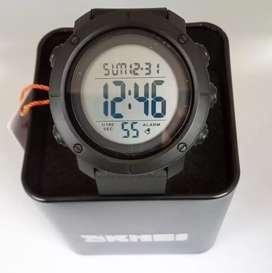 SKMEI 1434 black ORIGINAL waterresist jam tangan malang free cod