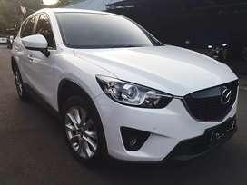 Mazda CX 5 2.0 GT. thn 2013 White on Black!!!