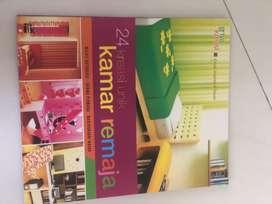 Buku Inspirasi interior design Ruang tamu, keluarga dan kamar