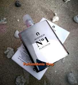 Parfum Pria Original Tester Etienne Aigner No1 Platinum 100ml EDT. COD