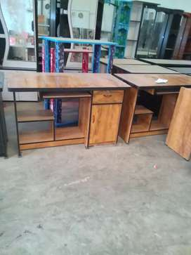 Wooden computer tables