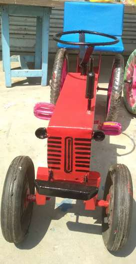 New tractor toy