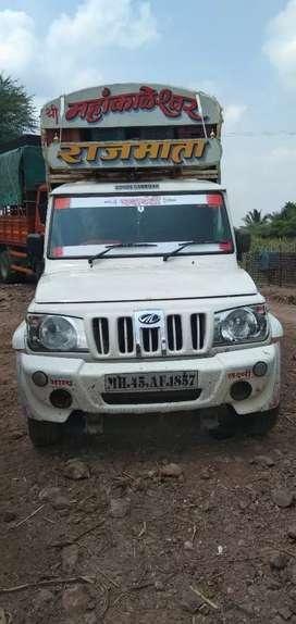 Mahindra Bolero maxitruck Plus 2018 Diesel Well Maintained