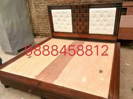 Double bed low height box heavy duty qwality