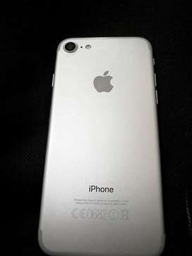 Iphone 7  128GB with Box , Charger and (only handfree not orignal)