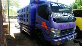 dump truck mitsubishi canter HD125 th2011turbo intercooler colt diesel