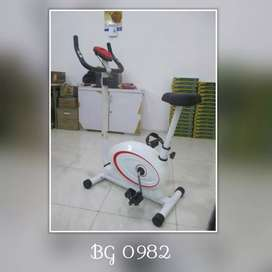 Jual Sepeda Statis // Treadmill // Home Gym // Series Fit class