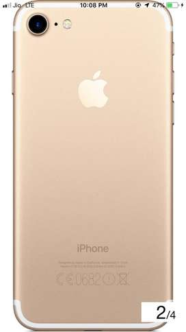 Iphone 7 very good condition