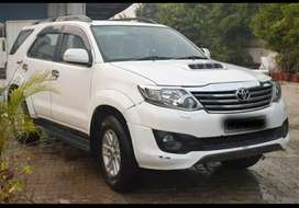 Toyota Fortuner 2013 Diesel Well Maintained