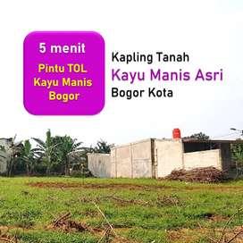 Dekat Terminal Laladon, Kapling Rumah Murah Kota Bogor