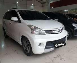 Daihatsu Xenia R 1.3 Attivo Manual 2012/2013 Putih