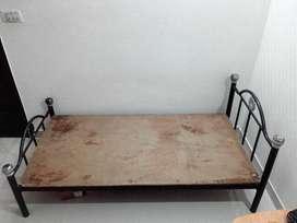 Iron Body Single Bed