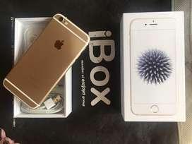 iphone 6 ibox gold PA/A 32-gb nganu sangat baru