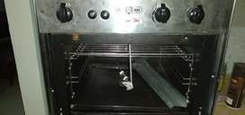 Nas Gas built-in oven electric and gas