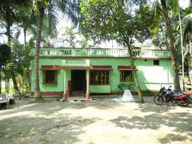 It's sell deed property with 6 Katha plot