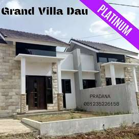 Rumah dijual malang promo launching grand villa dau sengkaling