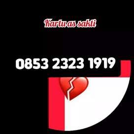 Nomor cantik Telkomsel sakti