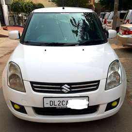 Maruti Suzuki Swift Dzire Tour, 2013, Diesel