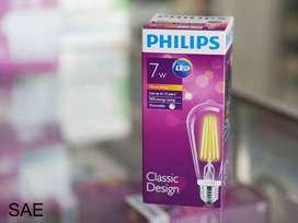 lampu led classic philips 7 watt