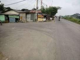 Tanah Kavling Dijual Murah 35 Hektar di Ciampel, Dkt KIM Karawang