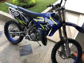 Trail Yamaha YZ 125 2018