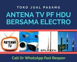 Toko Menerima Pemasangan Antena TV PF HDU Digital